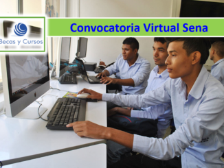 Convocatoria Virtual SENA